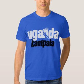 Africankoko Custom Kampala, Uganda T-shirt