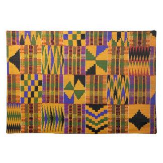 Africankoko Custom Kwanzaa Placemat