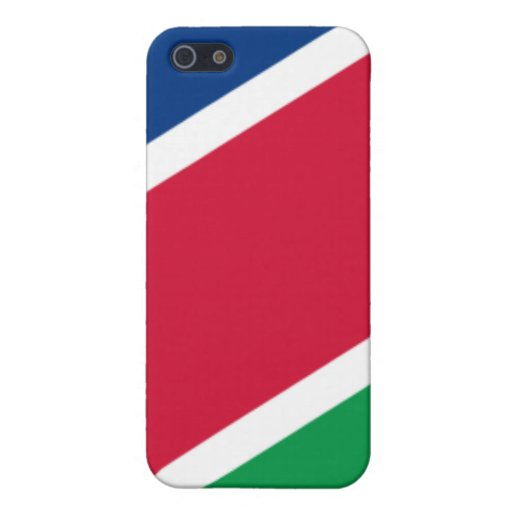 Africankoko custom Nambia speckcase Cover For iPhone 5