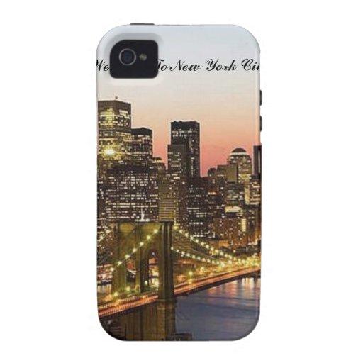 Africankoko Custom New York Cit speckcase iPhone 4/4S Cover
