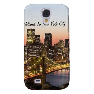 Africankoko custom New york city speckcase Samsung Galaxy S4 Cases