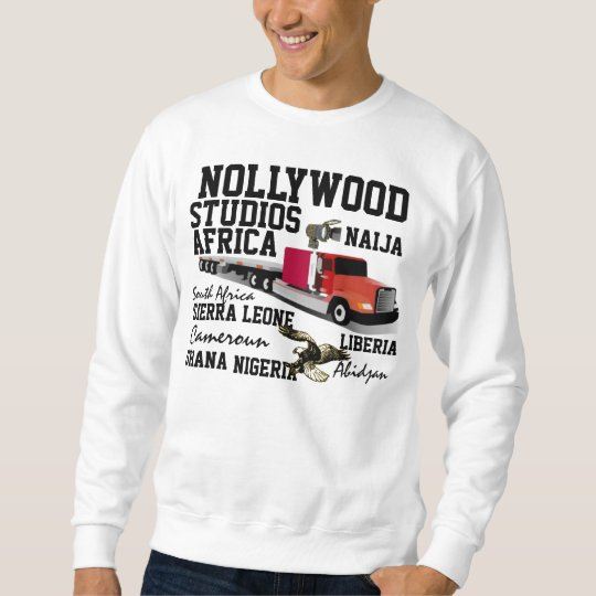 Africankoko Custom Nollywood Sweatshirt