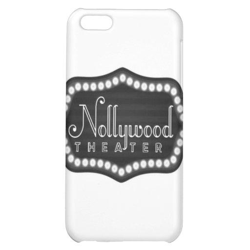 Africankoko custom Nollywood Theater Speckcase Case For iPhone 5C