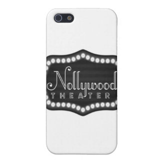 Africankoko custom Nollywood Theater Speckcase Case For iPhone 5