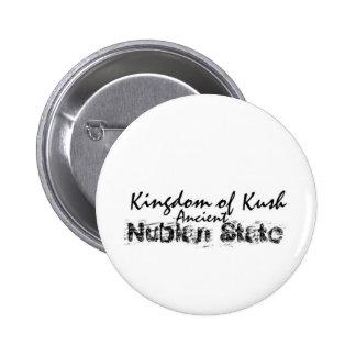 Africankoko Kingdom of Kush, Nubian ,Egypt, Sudan 6 Cm Round Badge