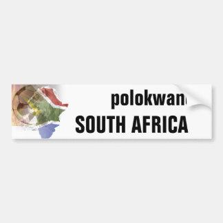 Africankokoi Custom Collection Bumper Sticker