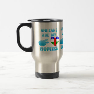Africans are my Homies Coffee Mugs