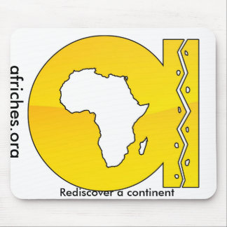 afriches.org mouse pad