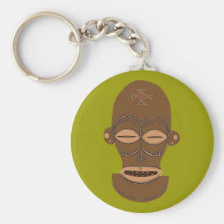 Afrika Africa Maske Mask Djokwe Schlüsselband