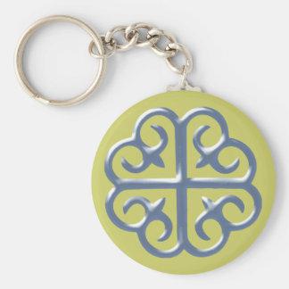 Afrika Ashanti Symbol Spiritualität Schlüsselanhänger
