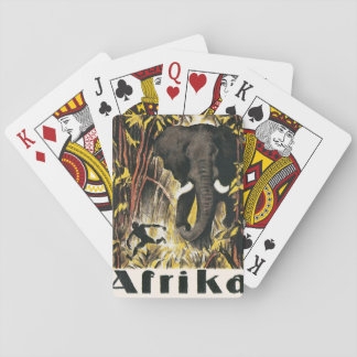 Afrika Playing Cards