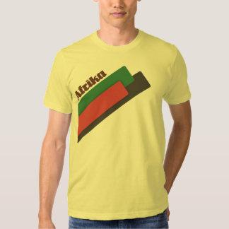 Afrika Stripes Tshirts