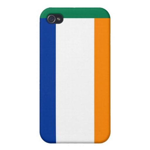 Afrikaner People ethnic Flag Case For iPhone 4