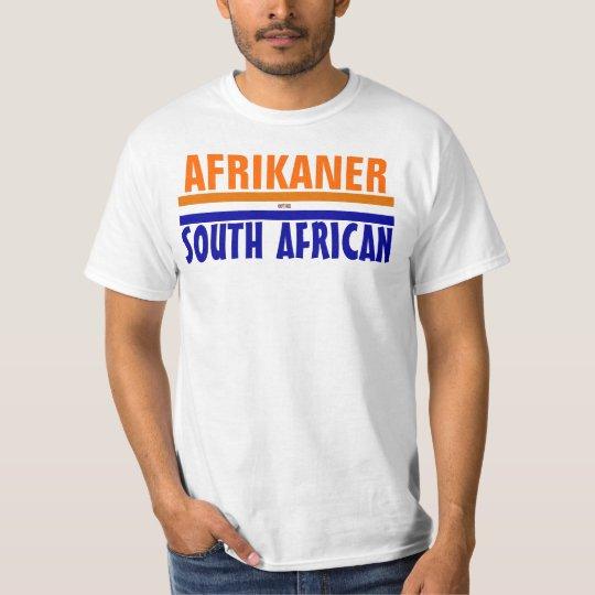 Afrikaner / South African T-Shirt
