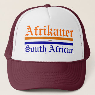 Afrikaner / South African Trucker Hat
