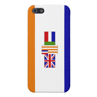 Afrikaner Vlag iPhone 5/5S Cover