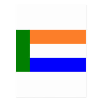 Afrikaner Vryheidsvlag, South Africa Post Card