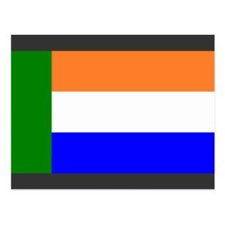 Afrikaner Vryheidsvlag, South Africa Postcard