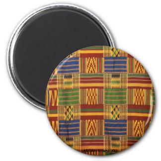 AfriMex Urbano Kente Magnet