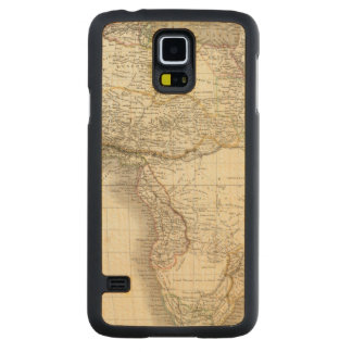 Afrique - Africa Carved Maple Galaxy S5 Case