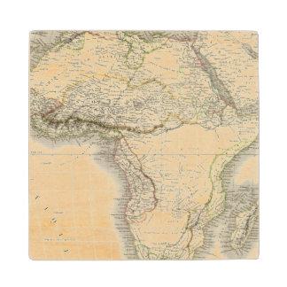 Afrique - Africa Wood Coaster