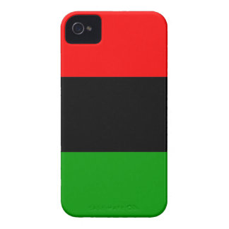 afro american flag afro-american iPhone 4 Case-Mate case