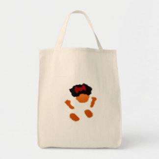 Afro Baby Girl Bag