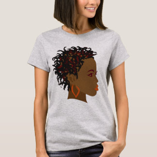 Afro Braids Twists T-Shirt