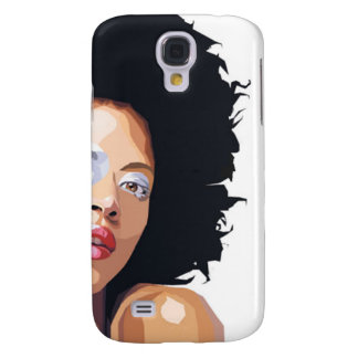 Afro-centric Samsung Galaxy S4 Case