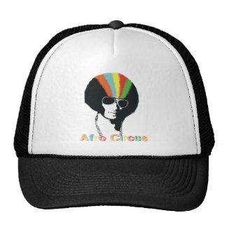 Afro Circus Mesh Hat