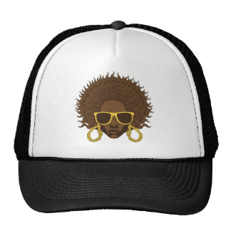 Afro Cool Hats