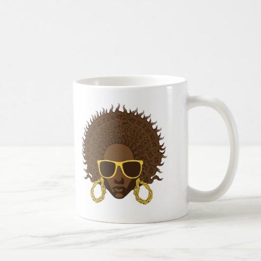 Afro Cool Mug