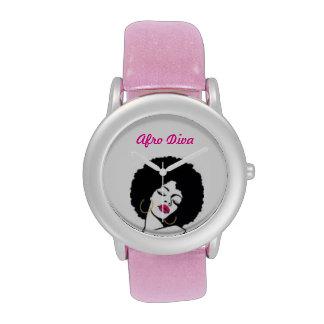 Afro Diva Watch