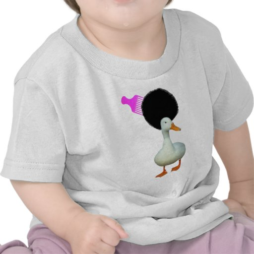 Afro Duck Tees