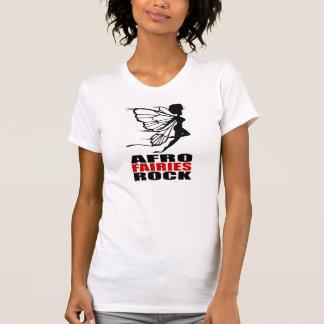Afro Fairies Rock T-Shirt