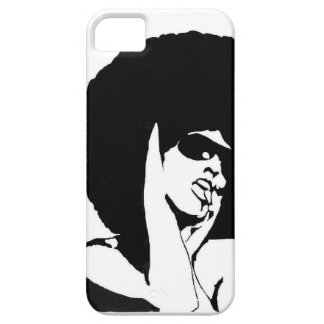 afro iPhone 5 covers