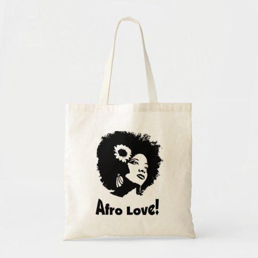 Afro Love ! Tote Bag