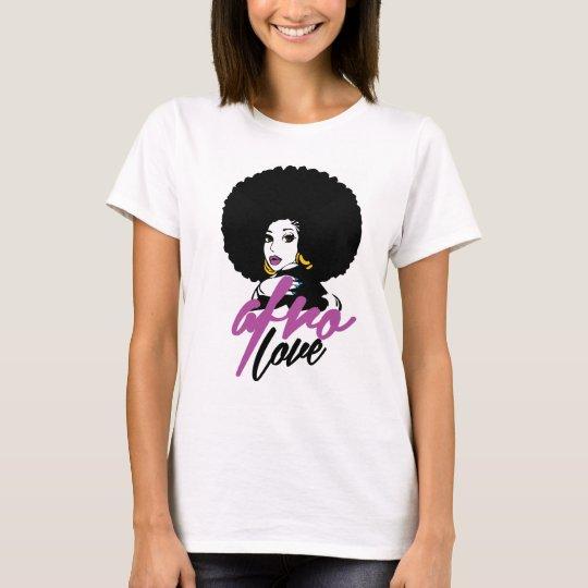 Afro Love T-Shirt