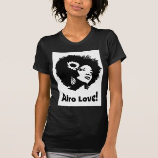 Afro Love Tees