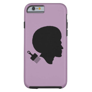 AFRO MAN iPhone 6 Case