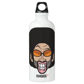 Afro man SIGG traveller 0.6L water bottle