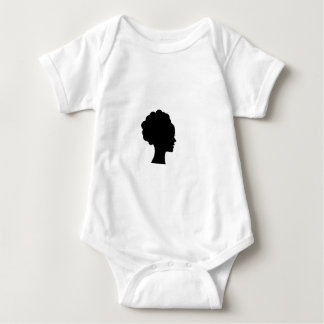 Afro Natural Baby Bodysuit