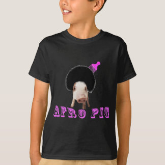 Afro Pig T Shirts