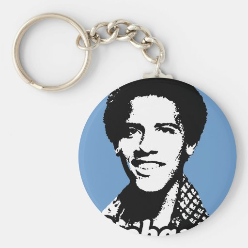 Afrobama Key Chains
