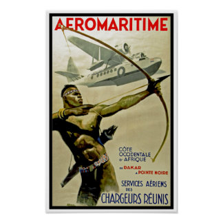 Afromaritime Poster