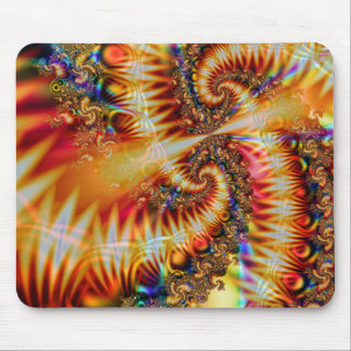 AFS Spiral 813 Fractal Mouse Pad