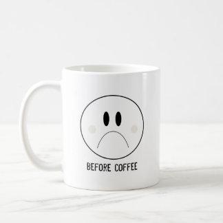 After Coffee Coffee Mug