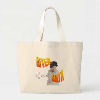 After Math Canvas Bags