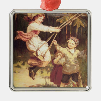After School Christmas Ornament
