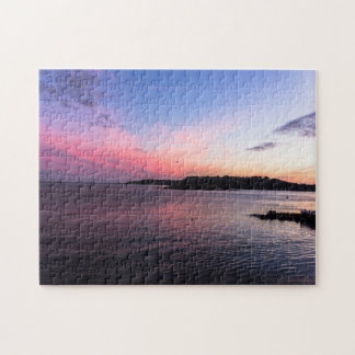 After sunset jigsaw puzzle